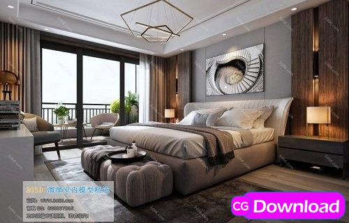 Download Free 3d Templates Characters 3d Building And More Download 3d66 2019 Modern Bedroom Interior Scene 01 Free Download Free 3d Templates Characters 3d Building And More