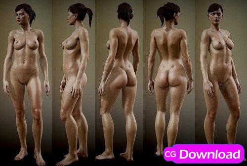 Female nude free