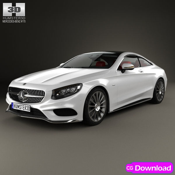 Download Free 3d Templates Characters 3d Building And More Download Mercedes Benz S Class 2014 Amg 3d Model Free Download Free 3d Templates Characters 3d Building And More