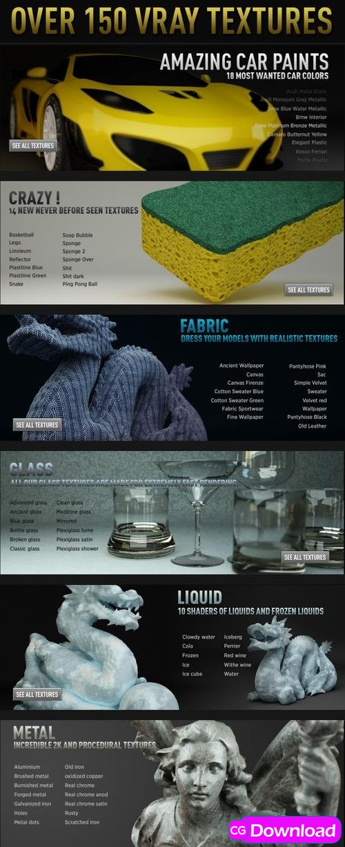 Download Free 3d Templates Characters 3d Building And More Download Renderking Vray Texture Pack V2 For Cinema 4d Free Download Free 3d Templates Characters 3d Building And More